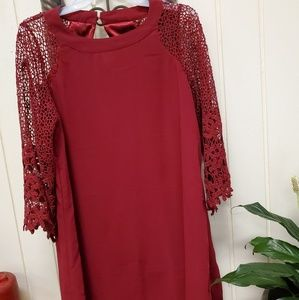 Dresses & Skirts - Red or wine dress